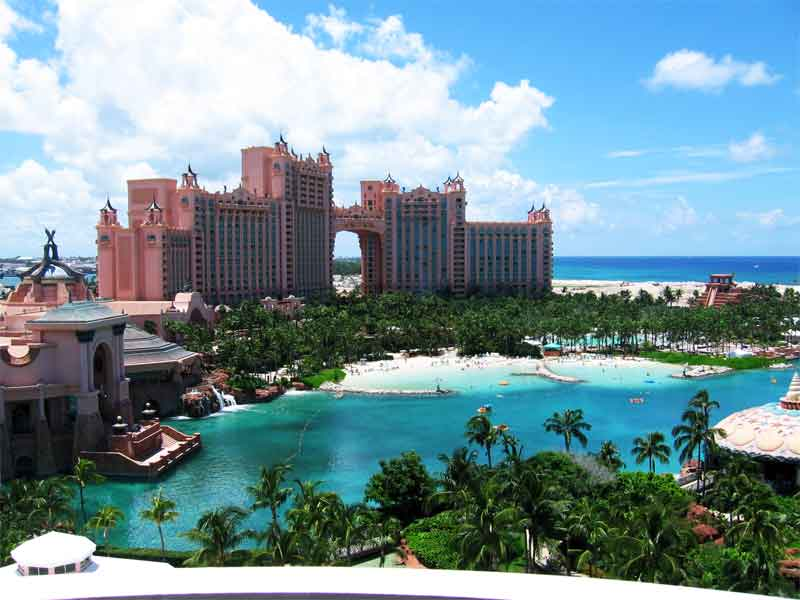 Tourist Attractions And Population Bahamas – Bahamas Tourist Attractions Map